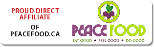 peace food logo